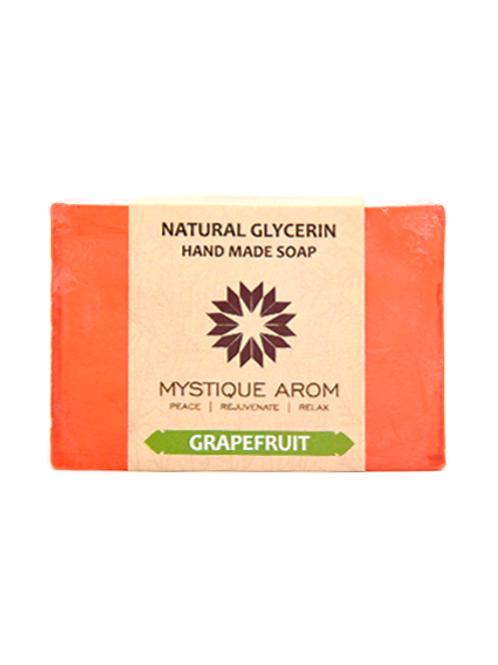 Grapefruit - Natural Glycerin Handmade Soap  100 gm
