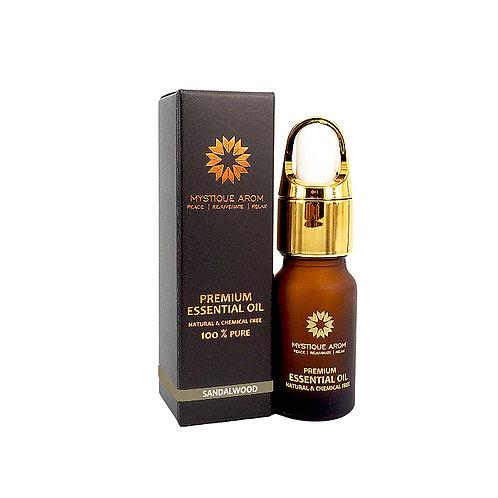 Sandalwood - Pure Essential Oil   10 ml