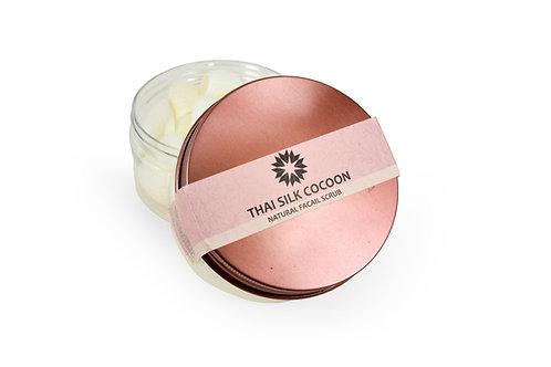 Thai Silk Cocoon - Natural Facial Scrubs  50 gm