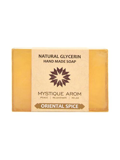 Oriental Spice - Natural Glycerin Handmade Soap  100 gm