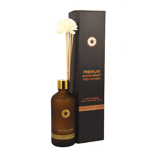 Frangipani - Premium Aromatherapy Reed Diffuser   100 ml