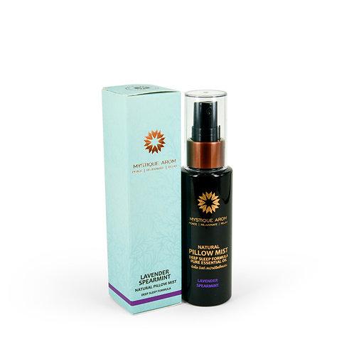 Lavender & Spearmint - Natural Pillow Mist Sleep Spray  60 ml