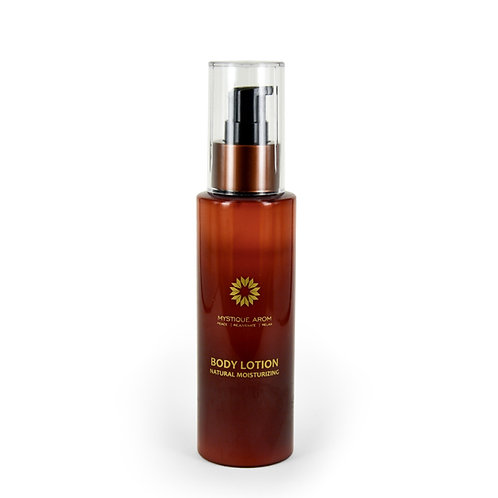 Oriental Spice - Natural Moisturizing Body Lotion  120 ml