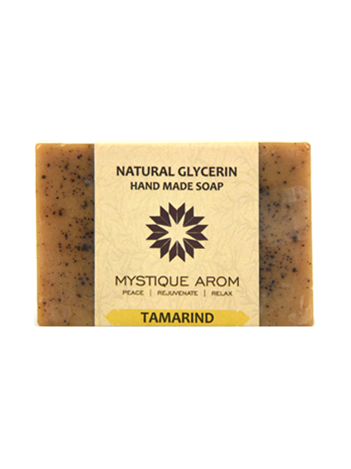 Tamarind - Natural Glycerin Handmade Soap  100 gm