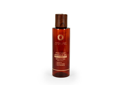 Jasmine - Aromatherapy Massage Oil  120 ml