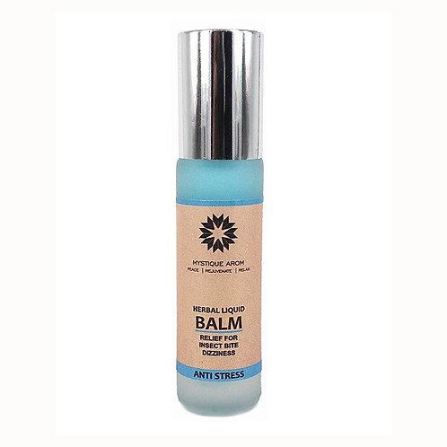 Anti Stress - Natural Herbal Liquid Balm    8 ml