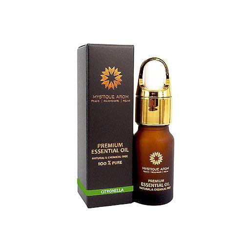 Citronella - Pure Essential Oil 10 ml