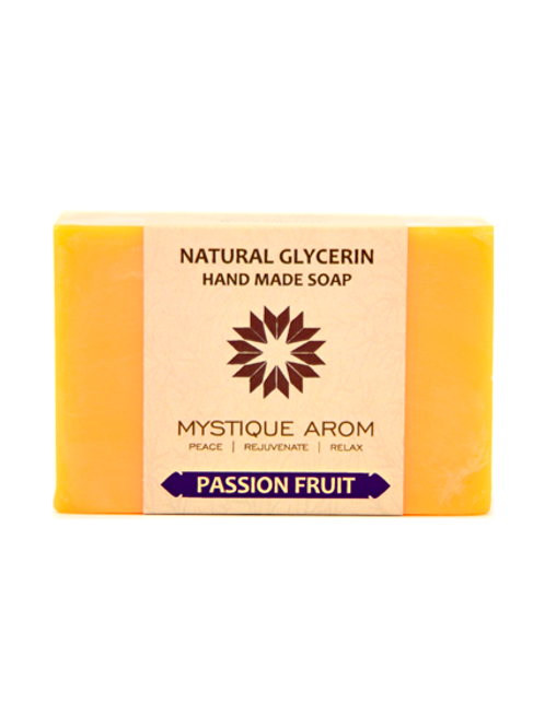Passion Fruit - Natural Glycerin Handmade Soap  100 gm