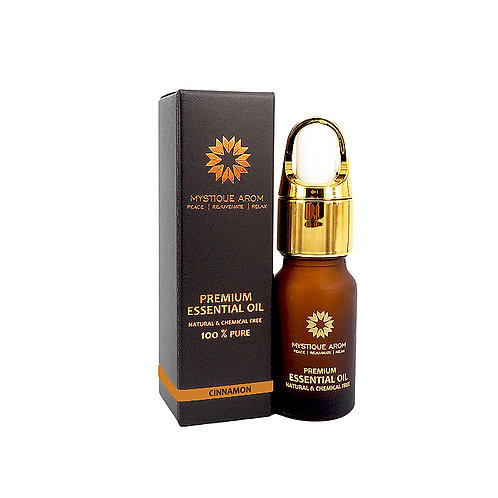 Cinnamon - Pure Essential Oil  10 ml