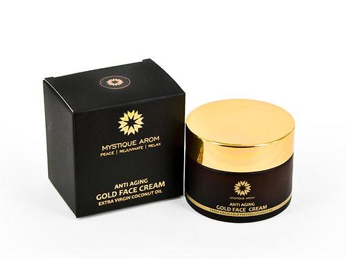 Anti Aging Gold Face Cream  50 gms