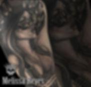 Charra, realizada por la artista Melissa
