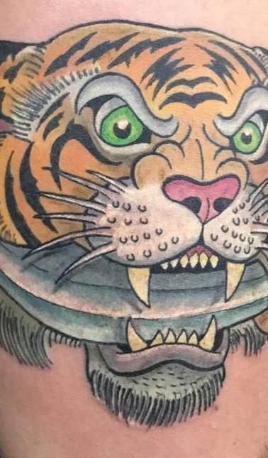 veze tattoo rene velasco tatuador guadalajara mexico