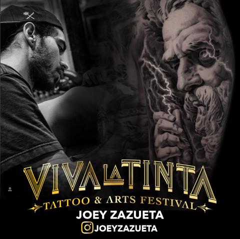 JOEY ZAZUETA