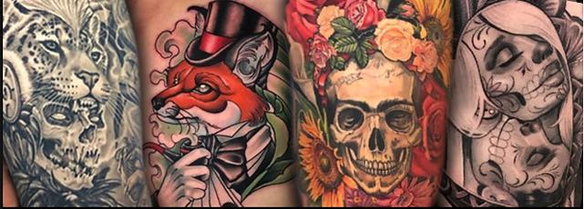 Estudio de Tatuajes Guadalajara Jalisco Mexico Mejor Estudio de Tatuajes