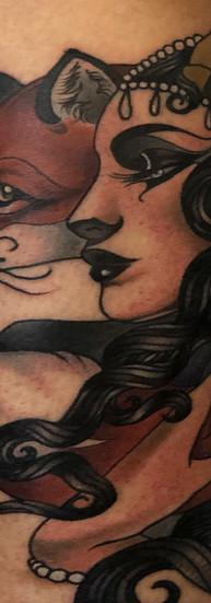 edd arrows tatuador guadalajara mexico neotraditional