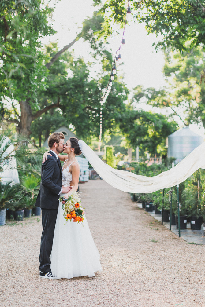 Valerie + Jason: A South Austin Wedding at Tillery Place