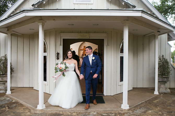 Miranda and Vance: Romantic Wedding at Heritage House