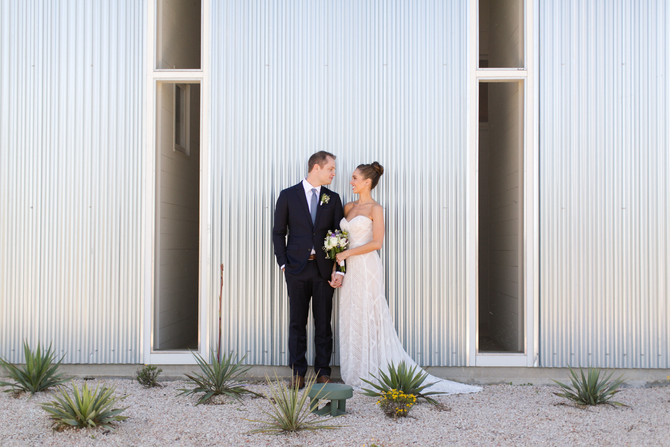 Bobbi + Rich: A Texas Ranch Wedding for Midwesterners