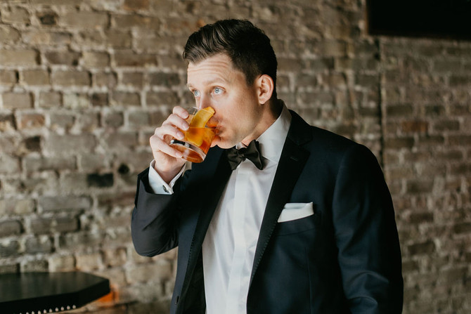 Classic Austin Wedding at Banger's Sausage House and Beer Garden
