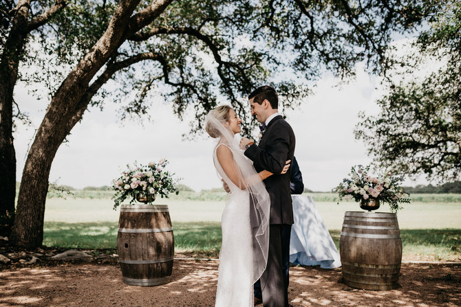 Rachel + Crockett: Nature and Elegance Collide with a Vintage Vibe