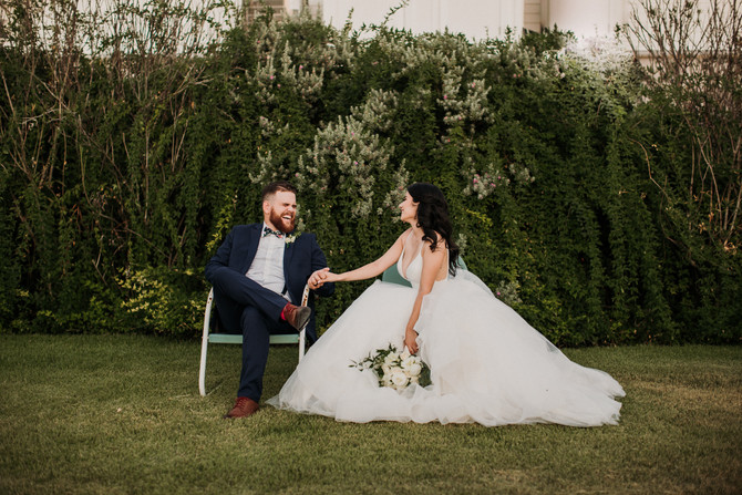 Leah and Bryan's Dream Wedding
