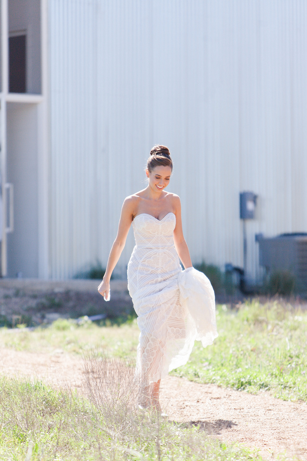Eclipse Event Co, Mekina Saylor Photo, Crochet Dress on Bride
