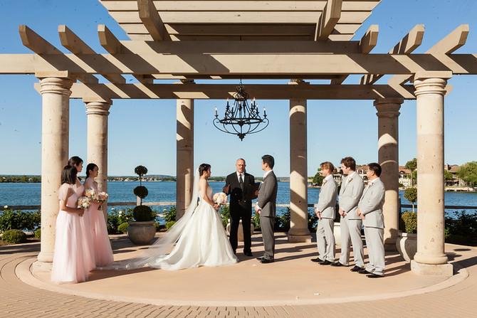 Sophie and Heng: Stunning Wedding at  Horseshoe Bay