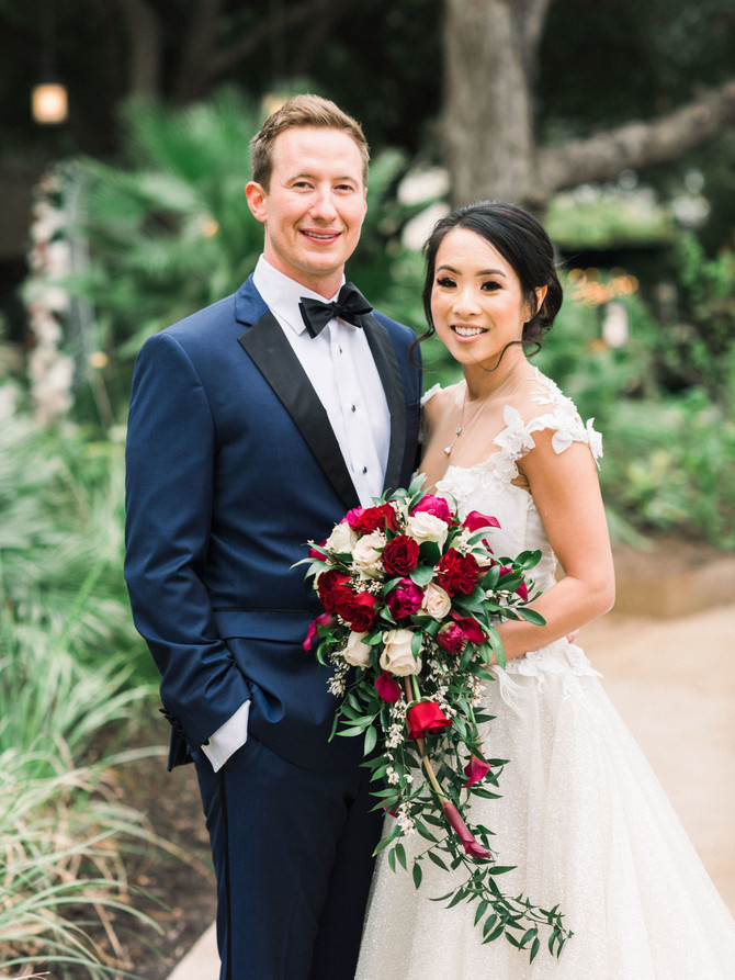 Linh + Robert: A Fairytale Wedding at Four Seasons