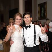 Fiona & Julian: The Longhorn's Invade The Driskill