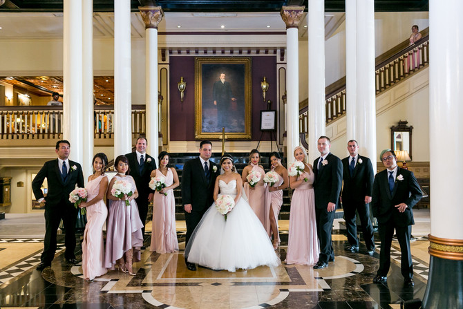 Katrina and Matt: Elegant Fairytale Wedding at Driskill