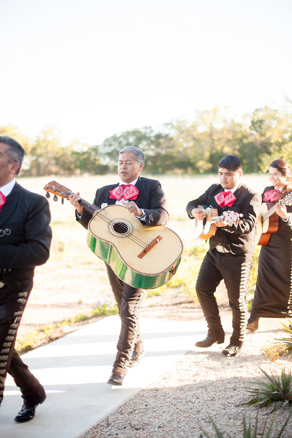 Eclipse Event Co, Mekina Saylor Photo, Mariachi entrance