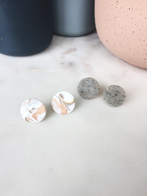 Marble Studs
