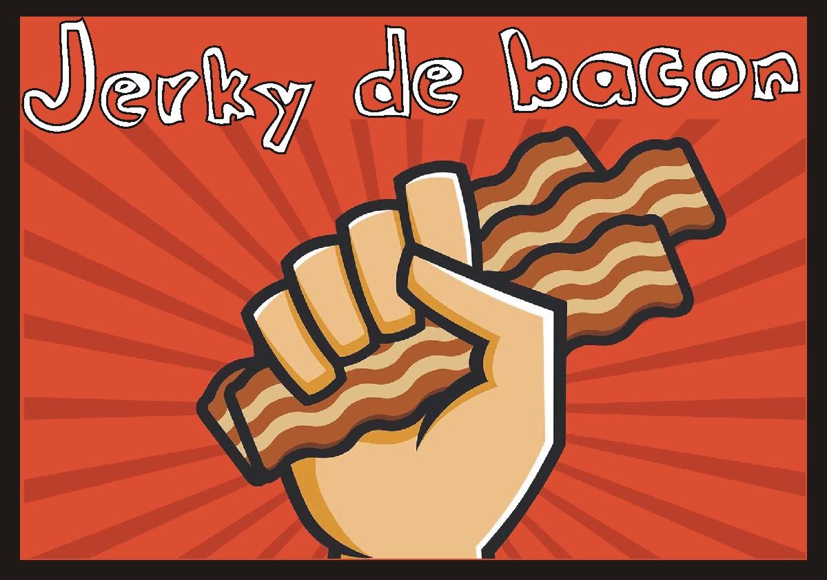 Jerky de Bacon