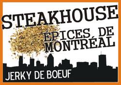 Jerky Épices de Montréal