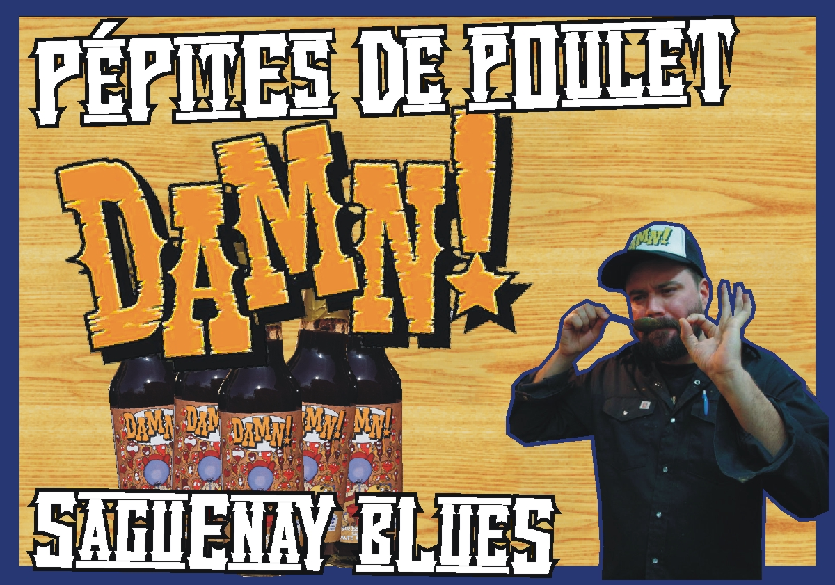 Jerky Damn! Saguenay Blues