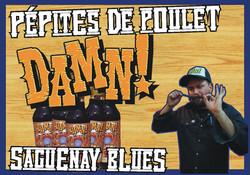 Jerky Damn! Saguenay Blues