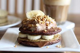 Wheat Free Oat Pancakes