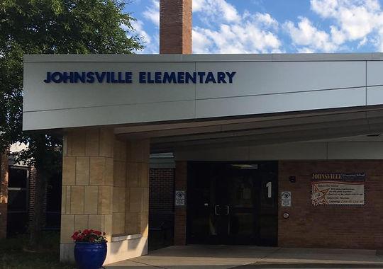 Johnsville Elementary entrance