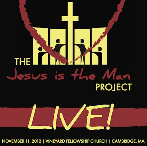 The Jesus is the Man Project DVD