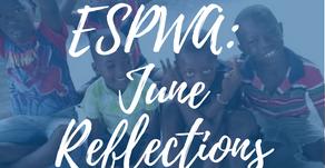 ESPWA: June Reflections