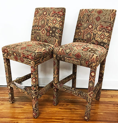 Tapestry Bar Chairs
