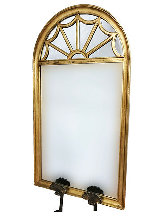Web Framed Mirror