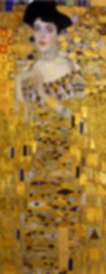 Gustav Klimt (1862-1918) Portrait d'Adele Bloch-Bauer I, 1907