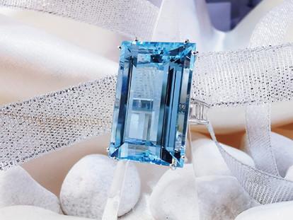 #aquamarine ring