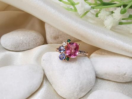 #gemstones ring