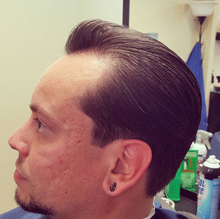 Sid rockin that pompadour! This guy is g