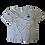 Thumbnail: EAST OF EGG™ Cold Spring Harbor Womens Beach Shirt - Light Gray
