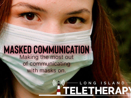Masked Communication: Making the Most Out of Communicating While Staying Safe with a Mask