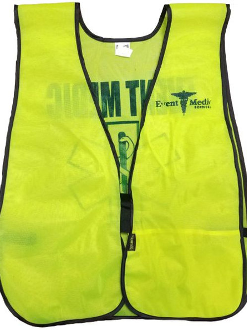 EMS Safety Yellow Vest