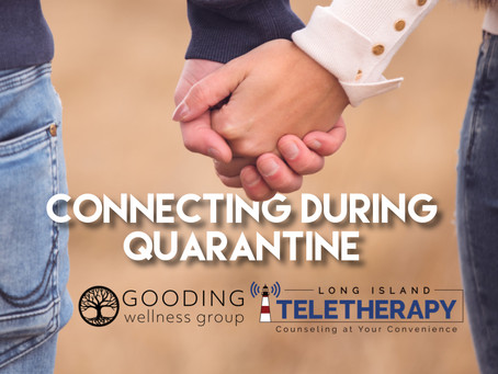 Connecting During Quarantine: Tips for Couples